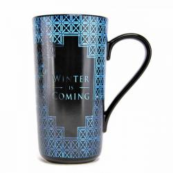 Heat Changing Latte Mug: Winter is Coming