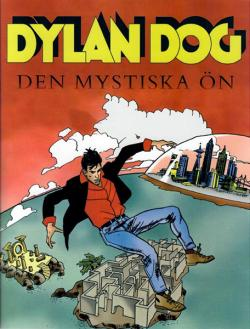 Dylan Dog: Den mystiska ön