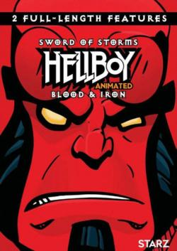 Hellboy Animated: Sword of Storms & Blood and Iron