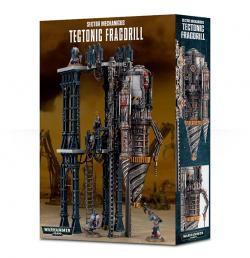 Sector Mechanicus: Tectonic Fragdrill