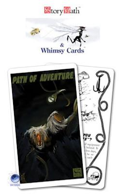 Storypath and Whimsy Cards