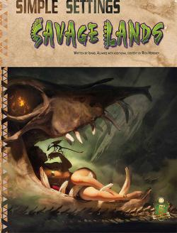 Simple Settings - Savage Lands