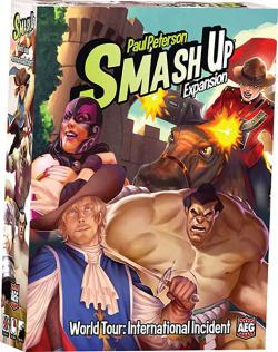 Smash Up - Would Tour: International Incident Expansion