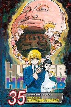 Hunter X Hunter Vol 35