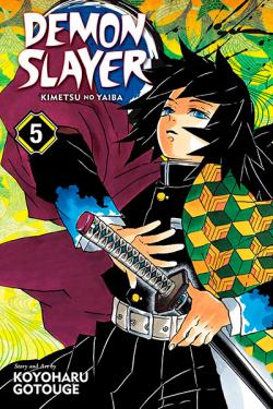 Demon Slayer Kimetsu no Yaiba Vol 5