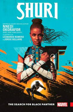 Shuri Vol 1: Search for the Black Panther