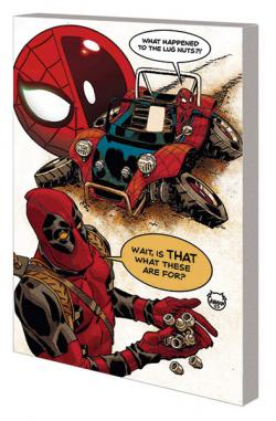 Spider-Man/Deadpool Vol 8: Road Trip