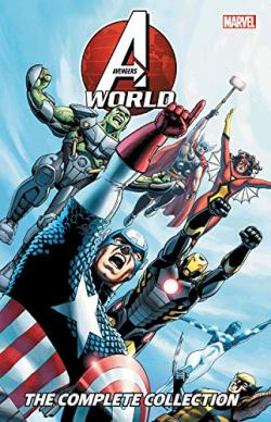 Avengers World Complete Collection
