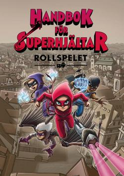 Handbok för superhjältar regelbok