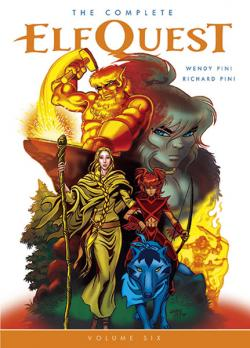 Complete Elfquest Vol 6