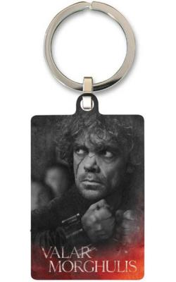 Game of Thrones Metal Keychain Tyrion Lannister
