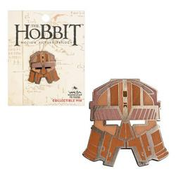 The Hobbit Dwarven Helmet Collectable Pin