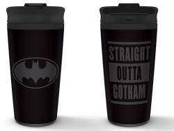 Batman Travel Mug Straight Outta Gotham