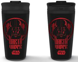 Darth Vader Metal Travel Mug