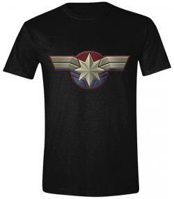 Captain Marvel Chest Emblem