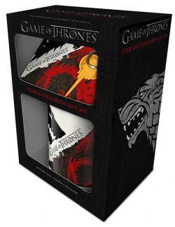 Game of Thrones Gift Box Stark and Targaryen