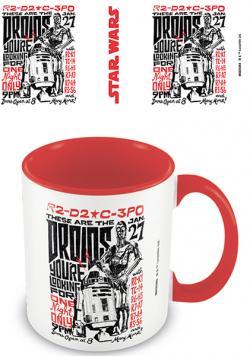 Coloured Inner Mug The Droids