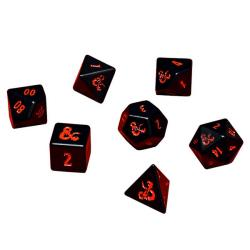Dungeons & Dragons RPG Dice Set (set of 7 dice)