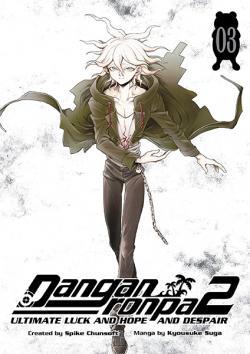 Danganronpa the Animation 2 Vol 3