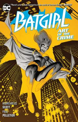 Batgirl Vol 5: Art of the Crime