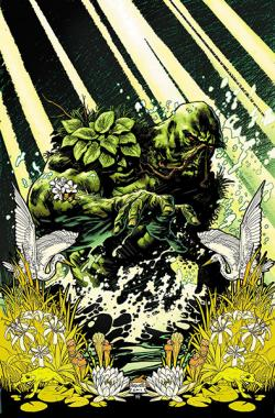 Swamp Thing: Protector of the Green Essential Edition