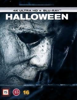 Halloween (2018, 4K Ultra HD+Blu-ray)