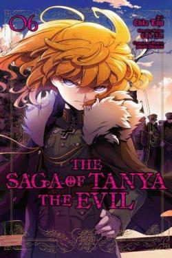 Saga of Tanya Evil Vol 6