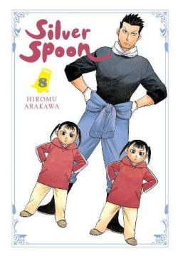 Silver Spoon Vol 8