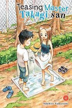 Teasing Master Takagi San Vol 4
