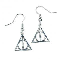 Harry Potter Earrings Deathly Hallows