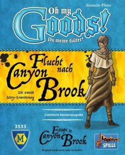 Oh My Goods! - Escape To Canyon Brook Expansion