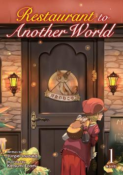 Restaurant to Another World Light Novel Vol 1