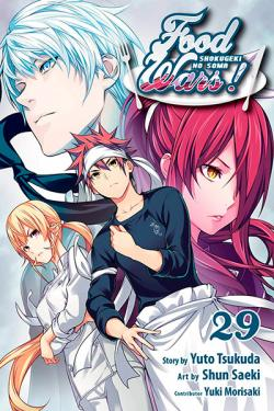 Food Wars Vol 29