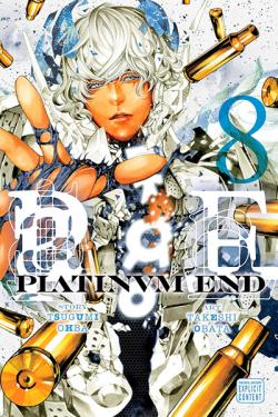 Platinum End Vol 8