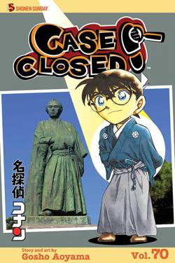Case Closed Vol 70