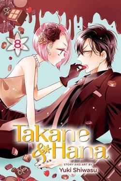 Takane & Hana Vol 8