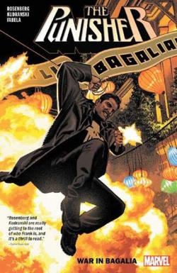 The Punisher Vol 2: War in Bagalia
