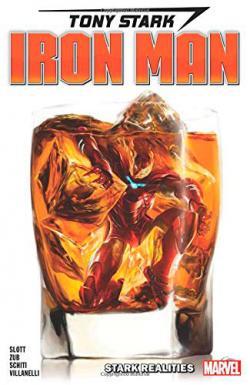 Tony Stark Iron Man Vol 2: Stark Realities