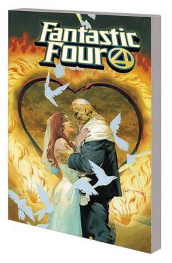 Fantastic Four Vol 2: Mr and Mrs Grimm