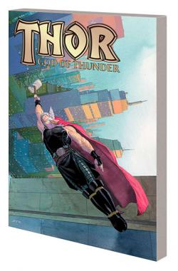 Thor: God of Thunder Complete Collection Vol 1
