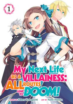 My Next Life as a Villainess: All Routes Lead to Doom! Vol 1