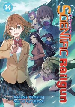 A Certain Scientific Railgun Vol 14