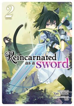 Reincarnated as a Sword Light Novel Vol 2