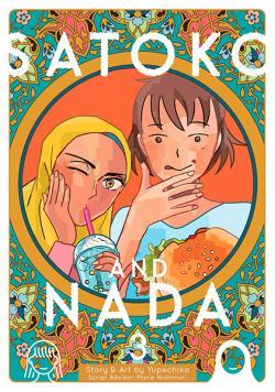 Satoko and Nada Vol 3