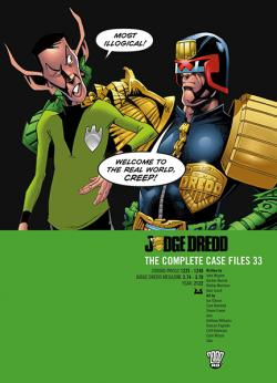 The Complete Case Files 33
