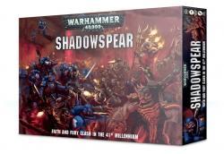 Shadowspear Boxed Game
