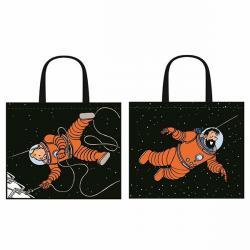 kasse, Tintin och Haddock i rymden
