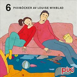 Hej hej vardag: Pixibox med 6 pixiböcker