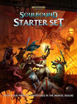 Warhammer Age of Sigmar: Soulbound Roleplaying Game Starter Set