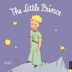 The Little Prince 2020 Wall Calendar